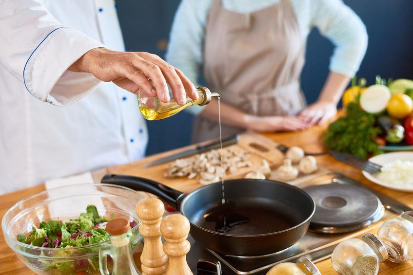 corsi cucina a casa